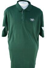 Reebok NFL New York Jets Team PlayDry Performance Polo Shirt, Green