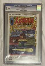 The League Of Extraordinary Gentlemen #1 Cgc 9.6 (3/99) Alan Moore