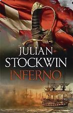 Stockwin, Julian, Inferno: Thomas Kydd 17, Very Good Book
