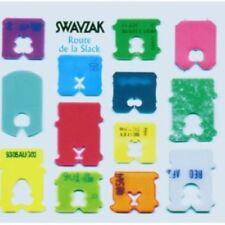 Swayzak-route de la slack ursula rucker slam 2cd neuf emballage d'origine