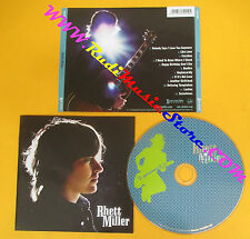 CD RHETT MILLER Omonimo Same 2009 SERIAL LADY KILLER no lp mc dvd (CS13)