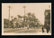 Spain Gran Canaria LAS PALMAS Parque San Telmo c1920/30s? RP PPC