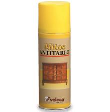 ANTITARLO SPRAY VELECA MITOS ELIMINA TARLI INSETTICIDA RISANANTE ML 200 (22087)