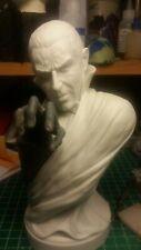 Bela Lugosi bust