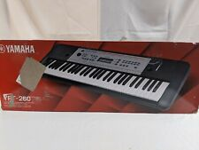 *Open Box* Yamaha YPT-260 61 key portable keyboard