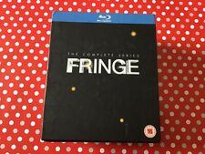 Fringe The Complete Series 1-5 Blu-Ray Box Set (20-Disc Set)