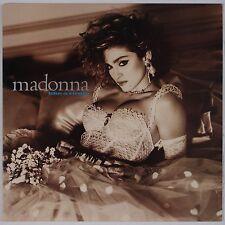 MADONNA: Like a Virgin USA SIRE CRC Vinyl LP Superb NM- w/ Inner