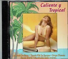 Caliente y Topical Banda Brava-Grupo Phoenix y Otros...  BRAND NEW  SEALED CD