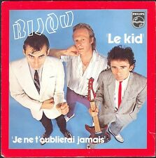 BIJOU LE KID French Group 45T SP 1979 PHILIPS 6172.288 SERVICE PRESSE quasi neuf