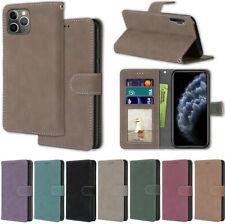 Matte Wallet Leather Flip Case Cover For Huawei P30 Lite Nova 5T P20 Lite Mate20
