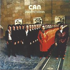 Can/Unlimited Edition-REMASTERED EDITION * NEW CD * NUOVO