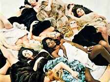 Beyond Valley Of The Dolls 02 A2 Box Canvas Print