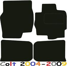 Mitsubishi Colt DELUXE QUALITY Tailored mats 2004 2005 2006 2007 2008 2009