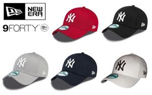 NEW ERA - 9Forty Baseball Cap. NEW YORK YANKEES. FREE POSTAGE.
