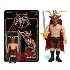 Slayer Reaction Figure - Minotaur metallica iron maiden kiss king diamond