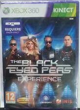 THE BLACK  EYED PEAS EXPERIENCE. REQUIERE KINECT. JUEGO XBOX 360. PAL-ESP.NUEVO.