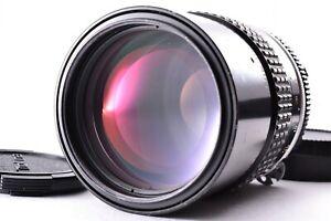 Near Mint Nikon Nikkor Ai 135mm F/2.8 Telephoto Lens From Japan SLR Camera MF F