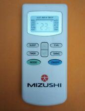 telecomando climatizzatore condizionatore originale usato Mizushi