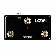 Eventide Aux Switch/DigiTech FS3X Footswitch - Loopi Pedals