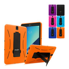 """For Samsung Galaxy Tab S3 9.7"""" T820 Shockproof Armor With Kickstand Case Cover"""