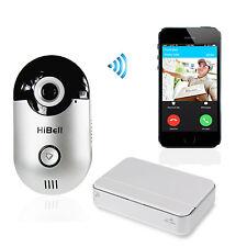 WiFi Wireless Digital Video Doorbell Door Bell Home Camera Phone Intercom Alarm