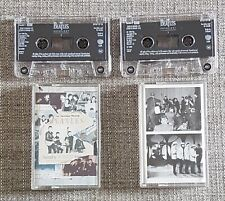 THE BEATLES - ANTHOLOGY VOL: 1 - 2 x TAPE SET ISSUED ON APPLE/EMI - 1995