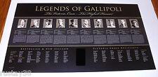 THE VICTORIA CROSS  THE SPIRIT OF ANZAC  LEGENDS OF GALLIPOLI  ANZACS AT WAR