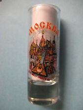 MOSCOW-MOCKBA,Hard Rock Cafe,Shot Glass,City Cordial