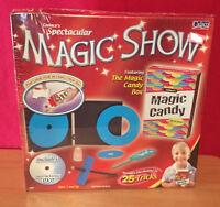 Cadaco's  Magic Show Set - Instructional DVD - Secrets to 25 Tricks