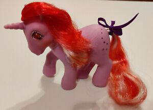 G1 My Little Pony Twinkle Eyed Unicorn  GALAXY  Vintage MLP 1980's