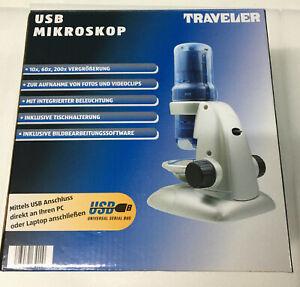 Mikroskop Traveller USB gebraucht