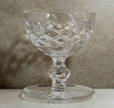 Waterford Crystal Tableware no box Powerscourt Footed Dessert Dish