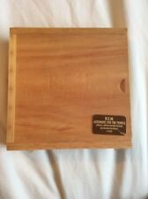 R.E.M. Automatic For The People Special Limited Edition Wooden Box New Sealed