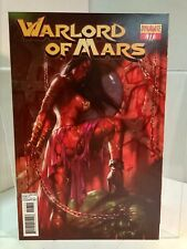 Warlord of Mars #17B Parrillo Variant (2010) 8.0 VF Nelson/Salazar