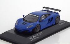 1:43 Minichamps McLaren 12C GT3 Street 2012 blue