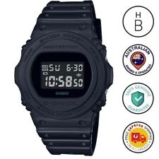 New Casio G-Shock Standard Digital Matte Black Limited Edition Watch DW-5750E-1B