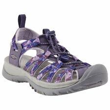 Duluth Trading Women's KEEN Whisper Sport Sandals In Purple Mix