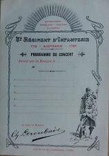 French Militaria (1903-1913)