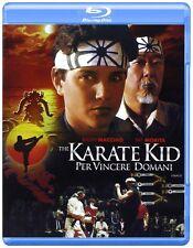 Blu Ray THE  KARATE KID - (1984) *** Per Vincere Domani ***   ......NUOVO