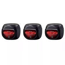 3 X Gummy Maximum Hold Alcohol Free Hair Gel 220ml / SAME DAY POST