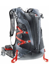 Zaino Backpack Sci Alpinismo Snowboard Race Bici DEUTER PACE 20 black titan