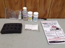 1~Industrial Test Systems LEADQuick 487925-V2 Paint Home Test Kit is for 25 test