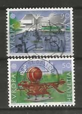 Cept / Europa    1987   Schweiz  gest.