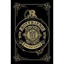 BOY FRIEND -[BOYFRIEND IN WONDERLAND]4TH Mini Album CD + Photo card K-POP