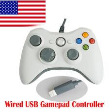 USA Wired Gamepad Controller Joystick Joypad games For PC Microsoft Xbox 360
