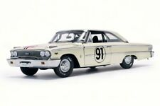 1963 FORD GALAXIE 500 XL #91 (GREDER/FOULGOC) 1963 TOUR FRANCE SUNSTAR 1473 1/18