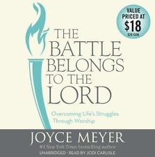 The Battle Belongs to the Lord: Overcoming Life's Struggles Through Worship, Mey