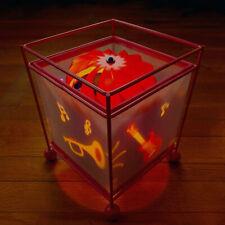 Spinning Motion Lamp - Music Theme Carousel Lamp for Kids Room, Nursery NEW