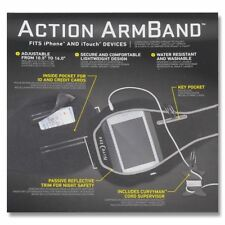 Nite Ize Action Armband Water Resistant Phone / iPod Case Running Gym Fitness