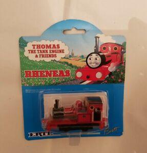 Thomas The Tank Engine & Friends ERTL RHENEAS TRAIN DIECAST NEW AND SEALED 1996